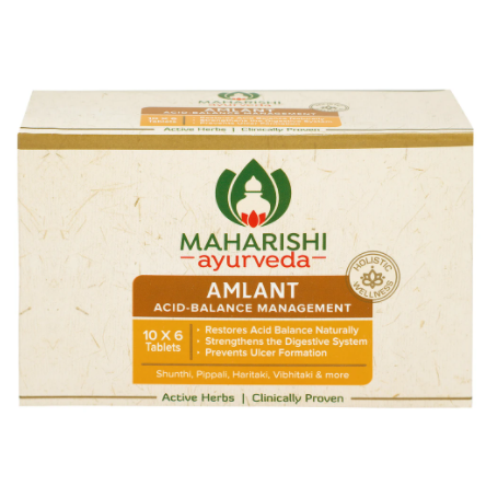 Амлант Махариши (Amlant) Здоровый кишечник Мaharishi Ayurveda