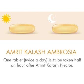 Амрит Калаш Ambrosia (Amrit Kalash Ambrosia) Мaharishi Ayurveda 60табл.