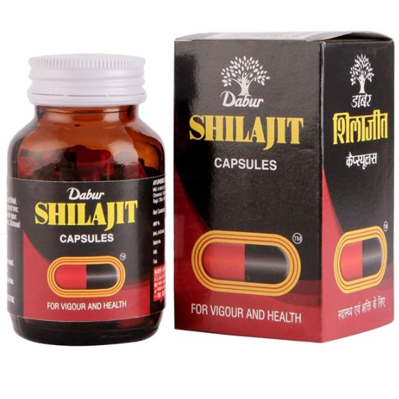 Шиладжит Дабур ( Shilajit) Dabur, 30капс.