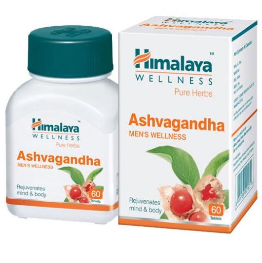 Ашвагандха (Ashvagandha) Himalaya