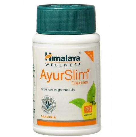 АюрСлим (AyurSlim) Стройность и очищение, Himalaya
