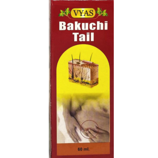 Бакучи таил масло (Bakuchi Tail) Vyas