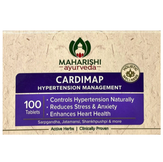 Кардимап Махариши Cardimap Maharishi Ayurveda