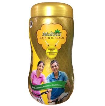 Чаванпраш Раджбхогпраш Rajbhogprash Gold Multani