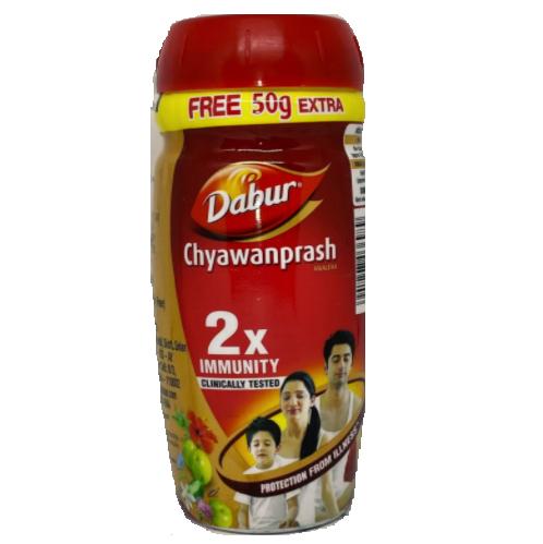 Чаванпраш Двойной иммунитет Дабур Chyawanprash Immunity Dabur, 550г