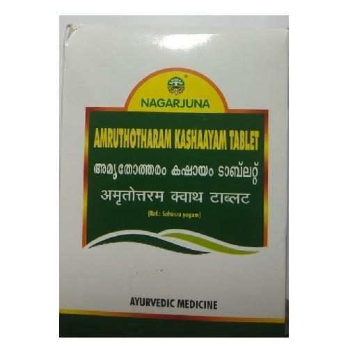 амрутотарам кашаям (Amruthotharam kashaayam)