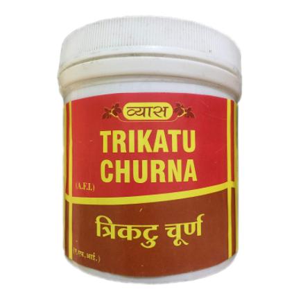 Трикату чурна (Trikatu Churna), Vyas 100г.