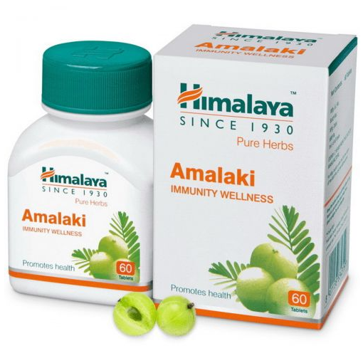 Амалаки (Amalaki) Himalaya 60табл.